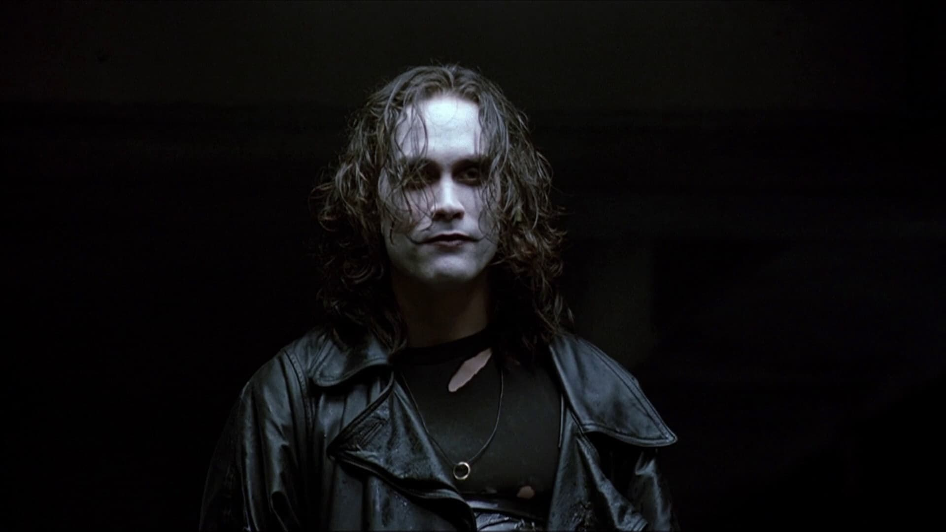 Brandon Lee as Eric Draven in The Crow (1994)