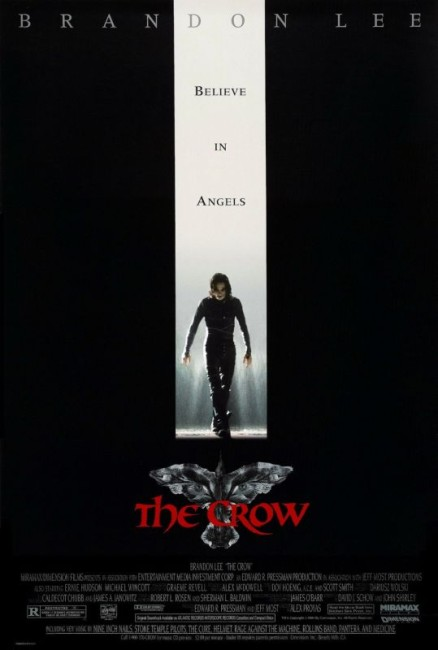The Crow (1994) poster