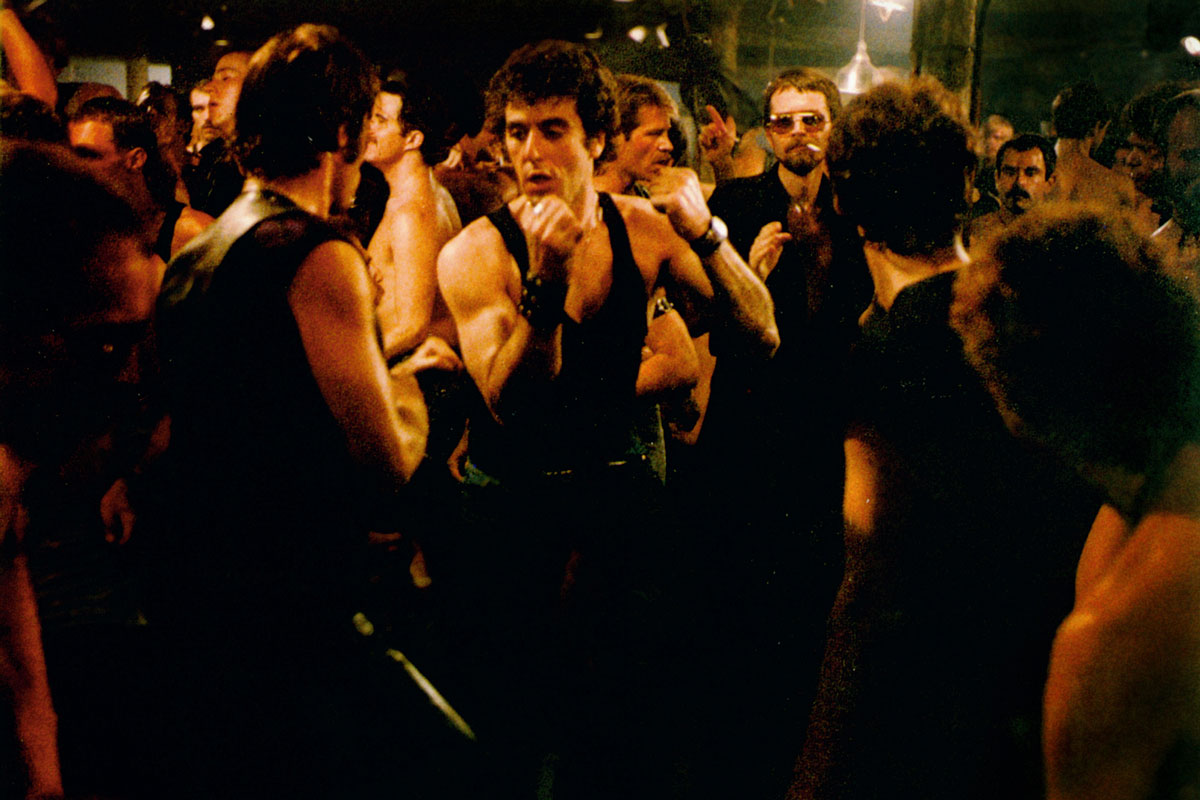 Al Pacino immerses himself in the gay bar scene in Cruising (1980)