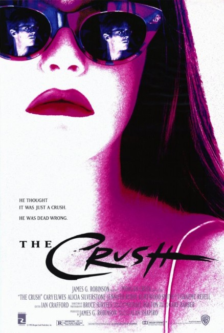 The Crush (1993) poster