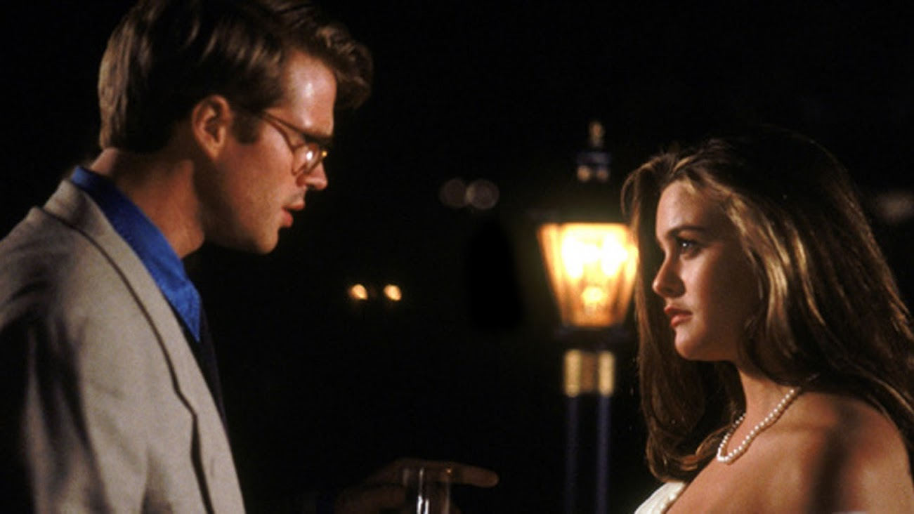 Cary Ewles stalked by a psychopathic underage Alicia Silverstone in The Crush (1993)