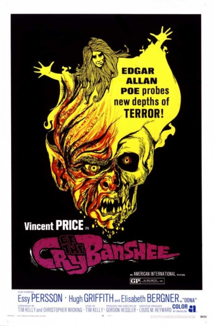 Cry of the Banshee (1970) poster