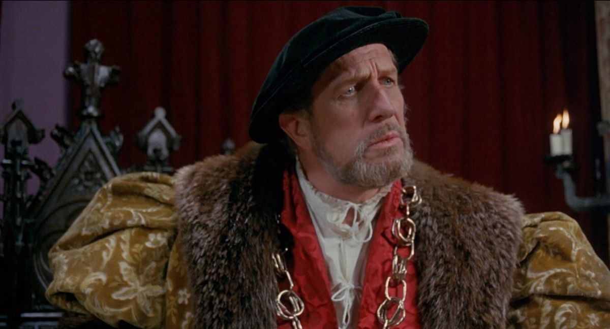 Vincent Price as magistrate Edward Whitman in Cry of the Banshee (1970)