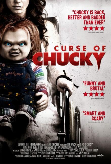 Curse of Chucky (2013) poster