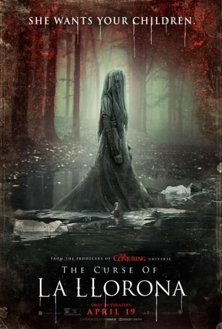 The Curse of La Llorona (2019) poster