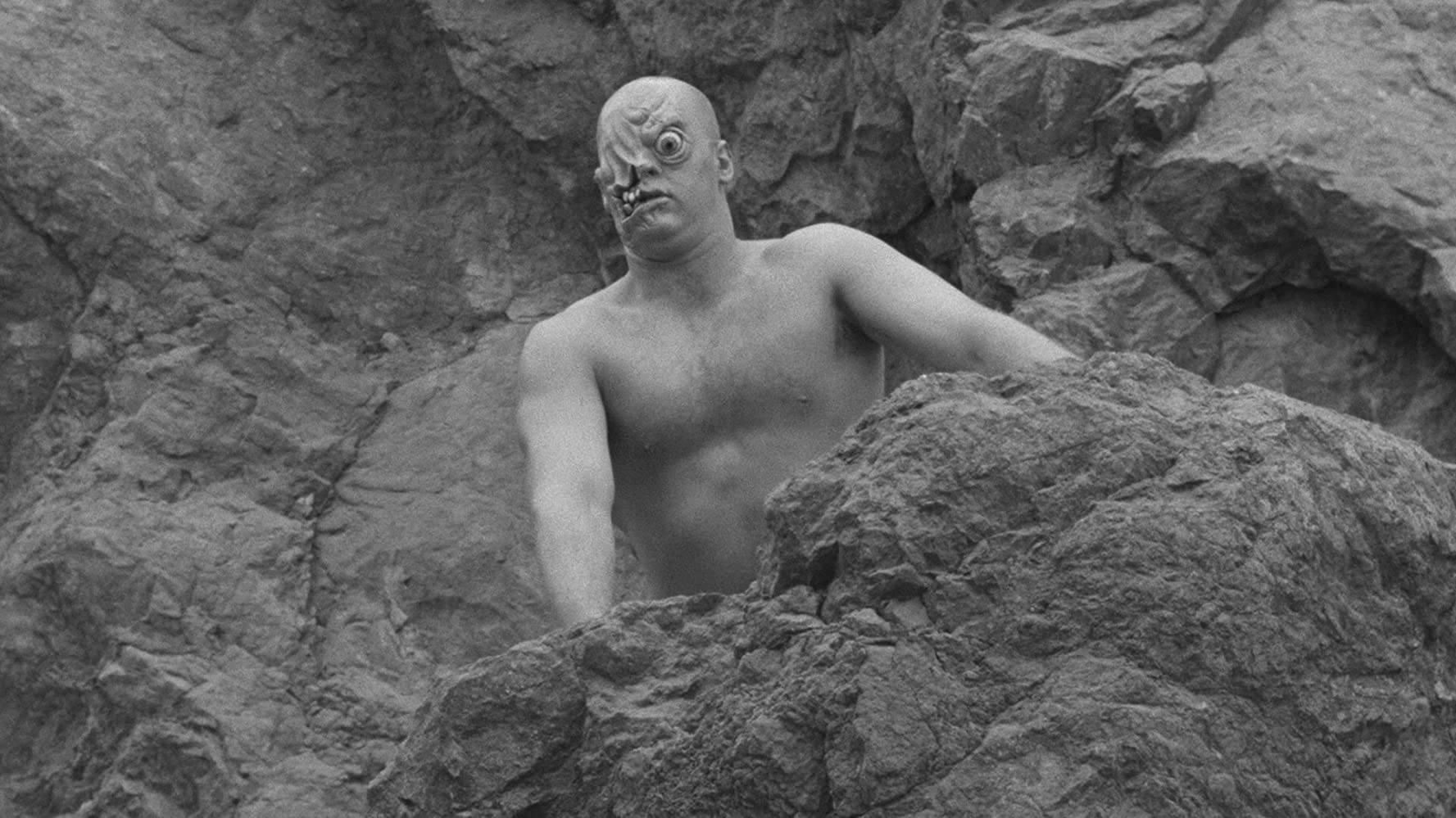 Duncan Parkin as The Cyclops (1957)