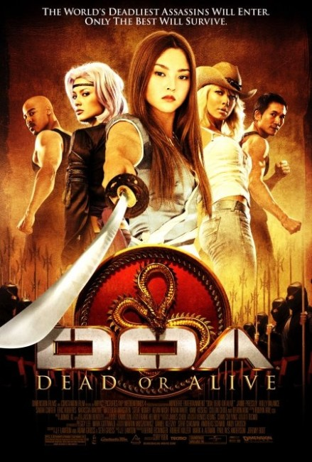 DOA: Dead or Alive (2006) poster