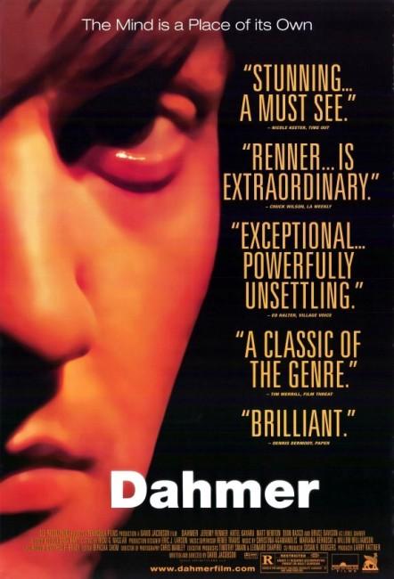 Dahmer (2002) poster