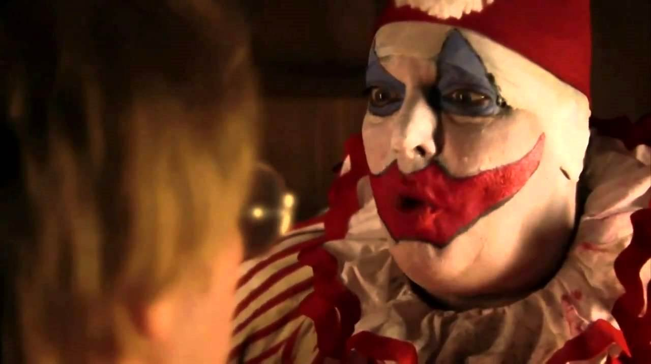 Randal Malone as John Wayne Gacy in Dahmer vs Gacy (2011)