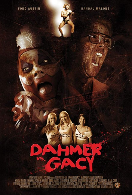Dahmer vs Gacy (2011) poster