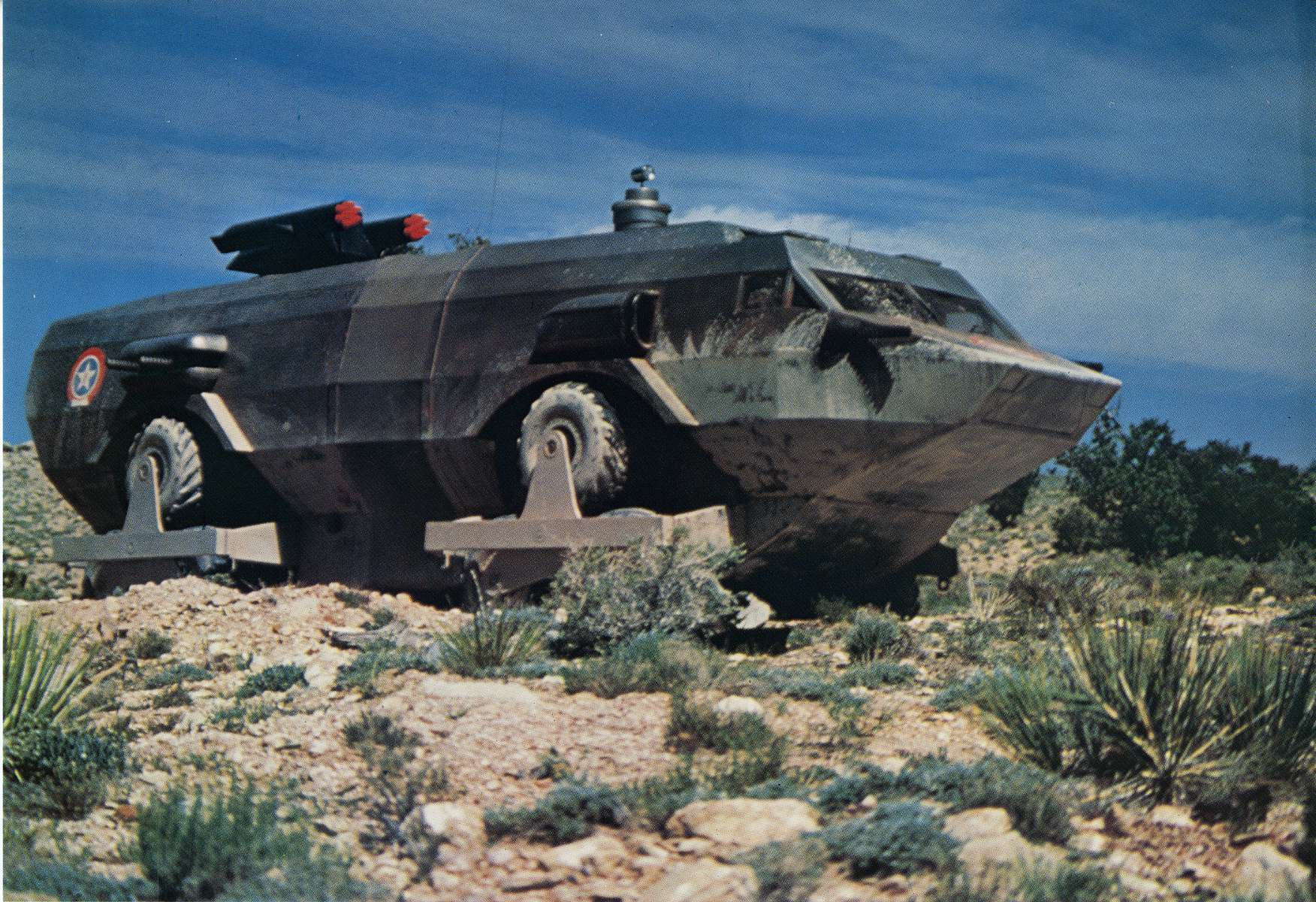 The Landmaster in Damnation Alley (1977)