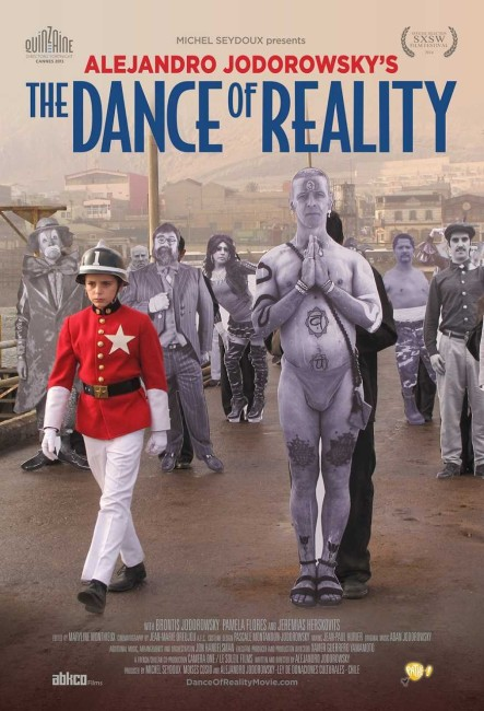 The Dance of Reality (2013) poster