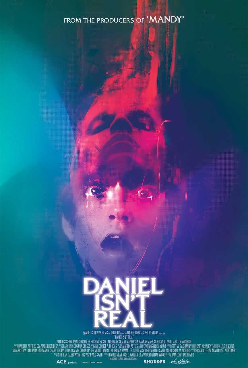Daniel Isn't Real (2019) poster