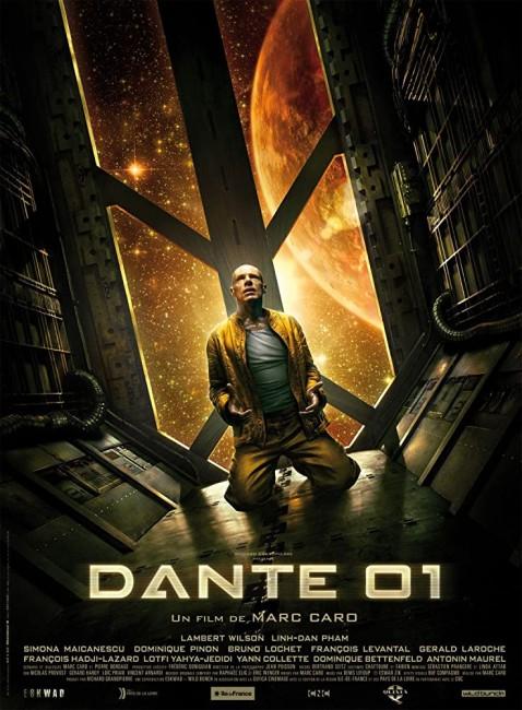 Dante 01 (2008) poster