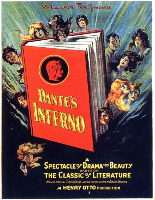 Dante's Inferno (1924) poster