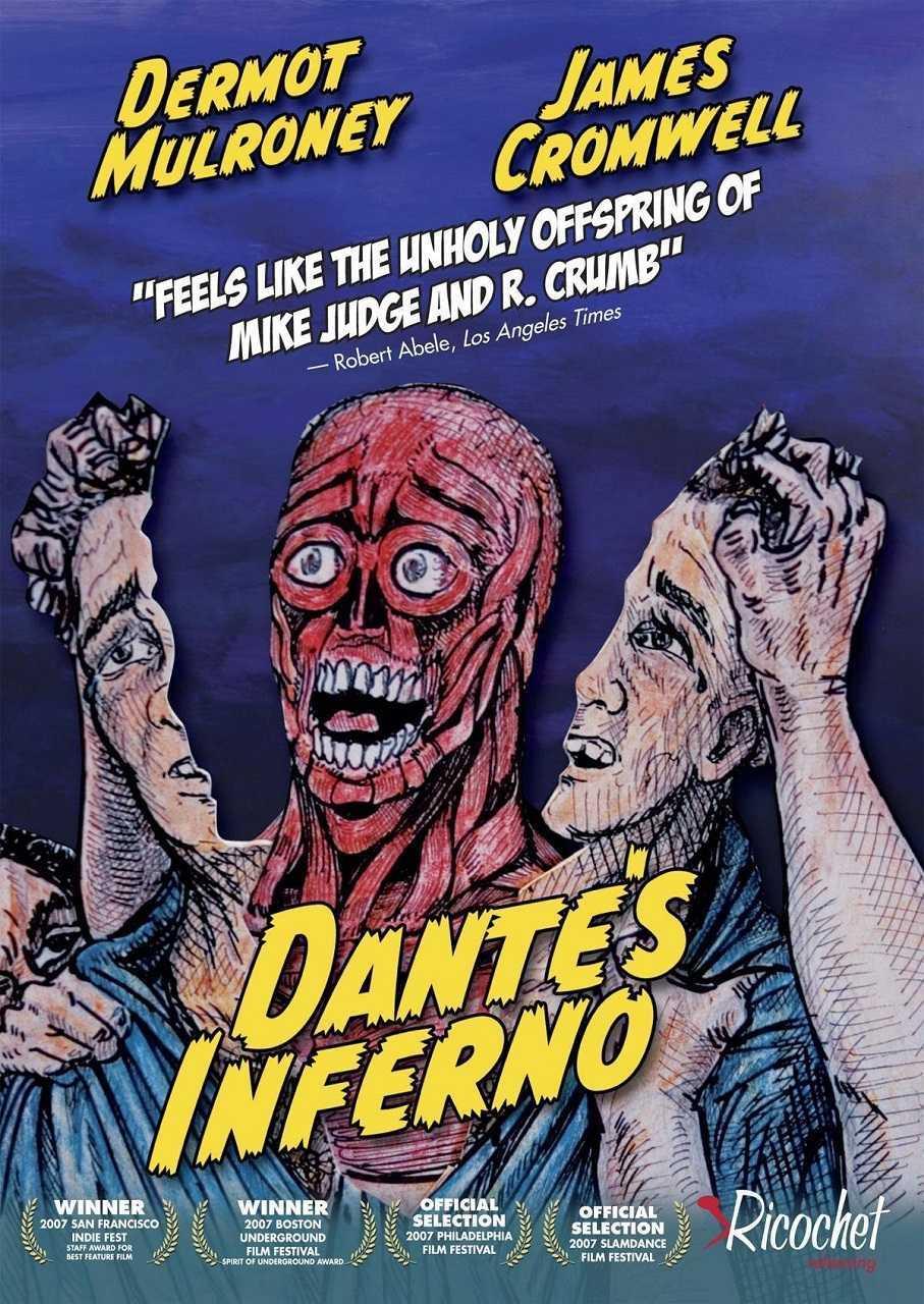 Dante's Inferno (2007) poster