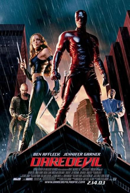 Daredevil (2003) poster