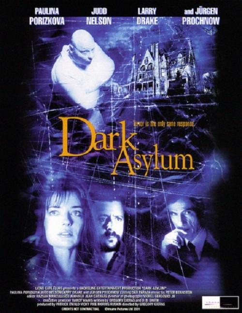 Dark Asylum (2001) poster