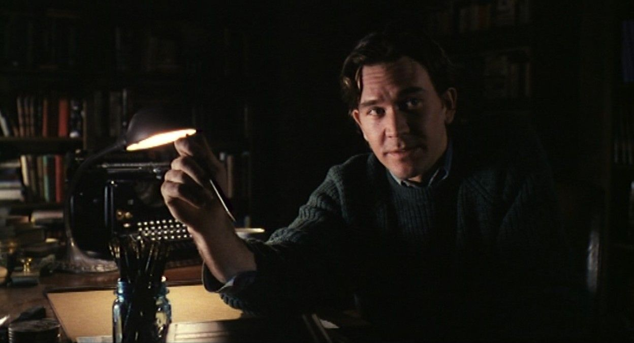 Timothy Hutton as Thad Beaumont in The Dark Half (1993)