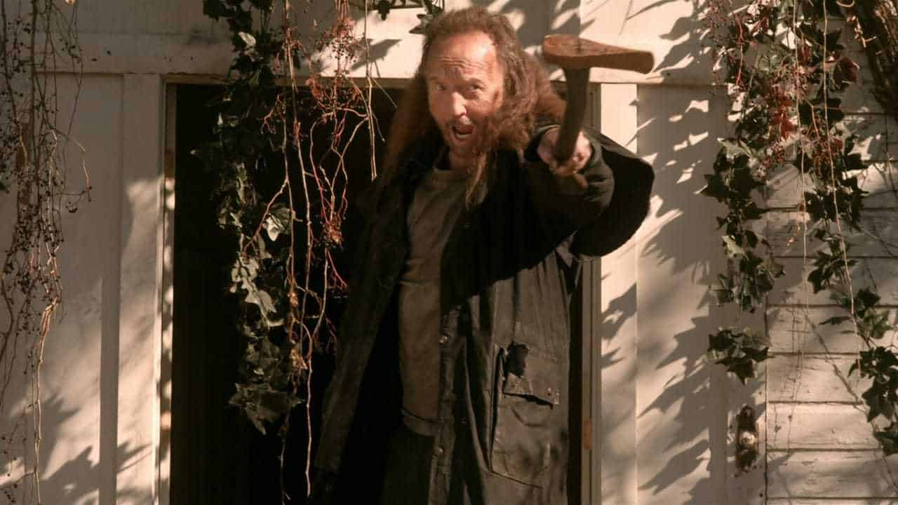 Tobin Bell as Seth in Dark House (2014)