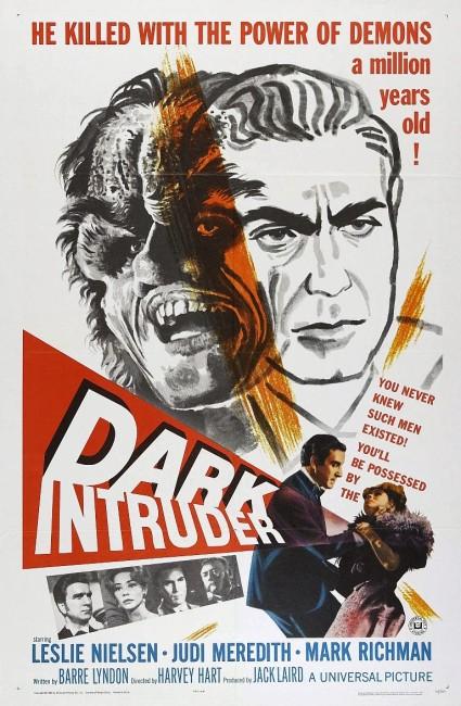 Dark Intruder (1965) poster