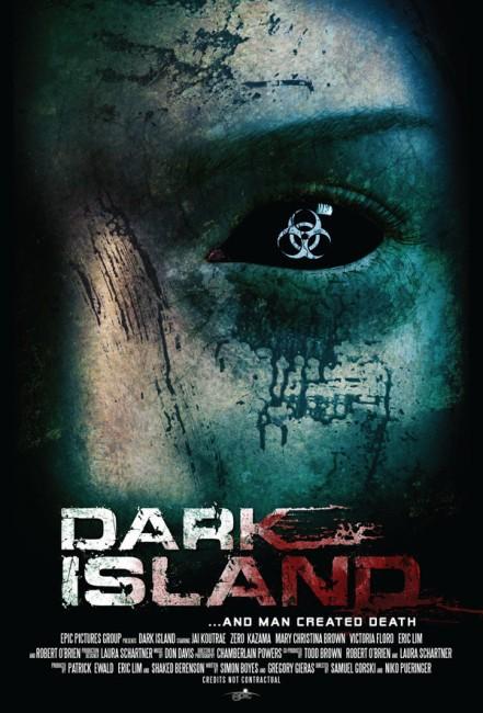 Dark Island (2010) poster