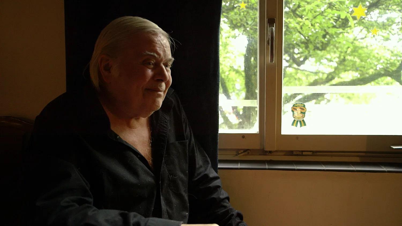 A 73 year-old H.R. Giger interviewed in Dark Star: H.R. Giger's World (2014)