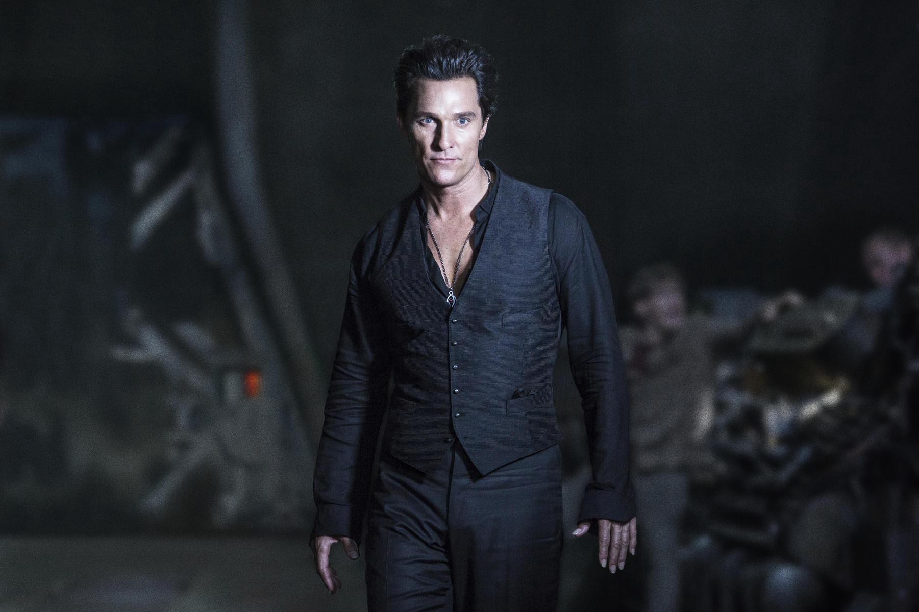Matthew McConaughey as Walter Padick, The Man in Black in The Dark Tower (2017)