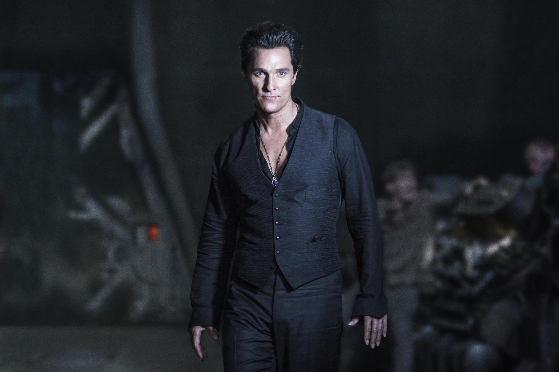 Matthew McConaughey as Walter Padick, The Man in Black in The Dark Tower (2017)