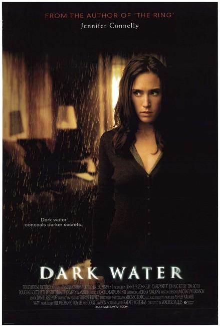 Dark Water (2005) poster