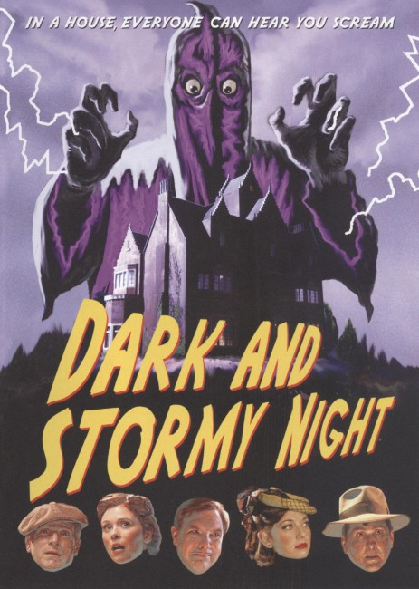 Dark and Stormy Night (2009) poster