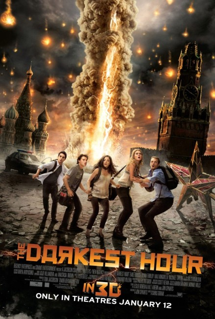 The Darkest Hour (2011) poster
