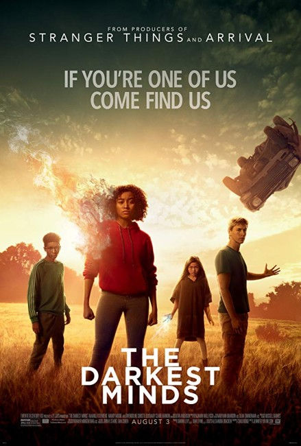 The Darkest Minds (2018) poster