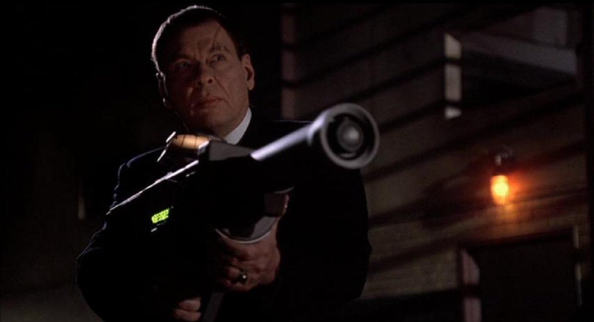 Larry Drake as Durant in Darkman II: The Return of Durant (1995)