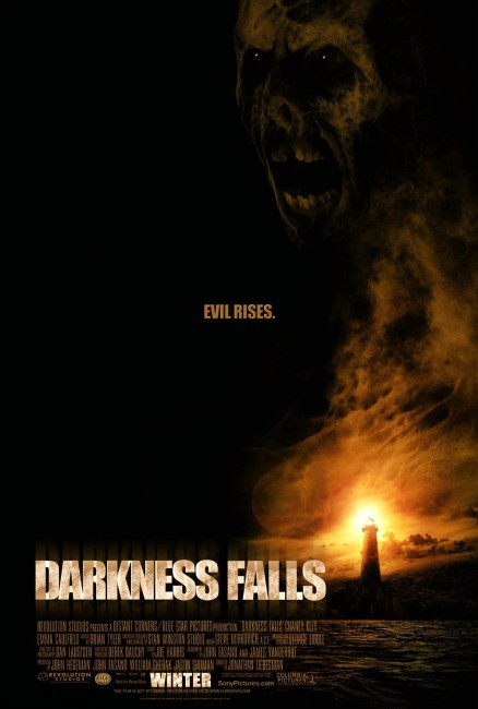 Darkness Falls (2003) poster