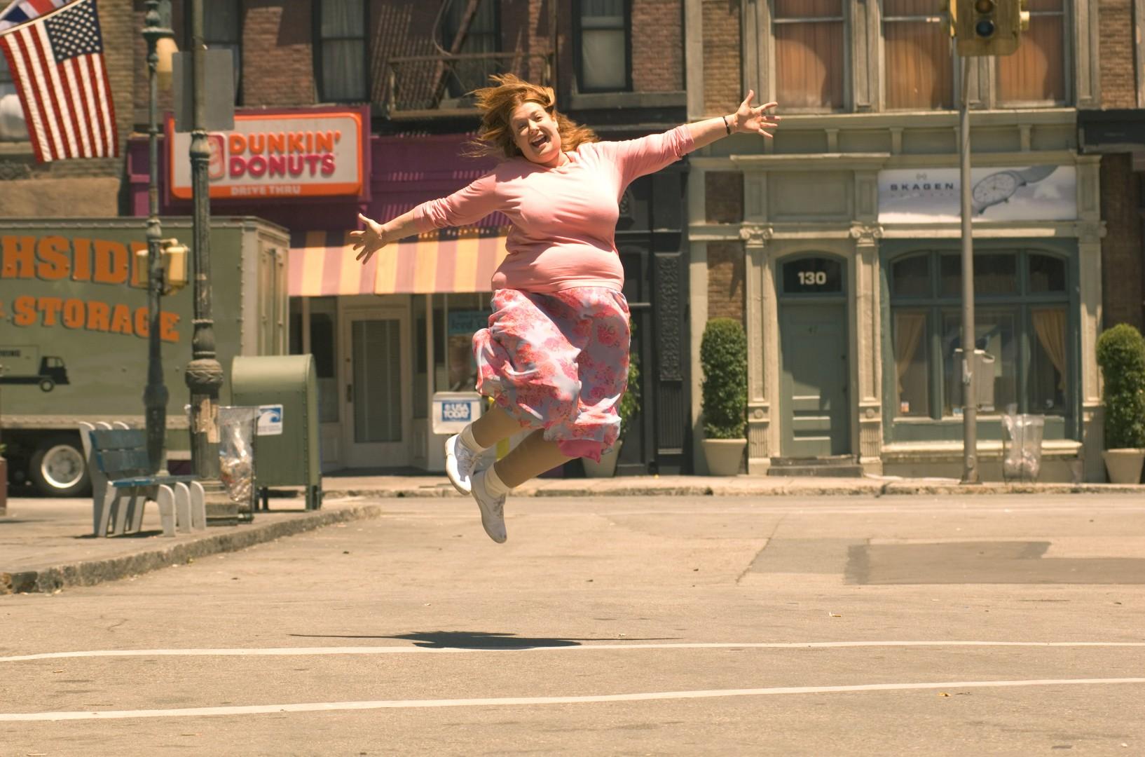 Alyson Hannigan as the plus-size Julia Jones in Date Movie (2006)