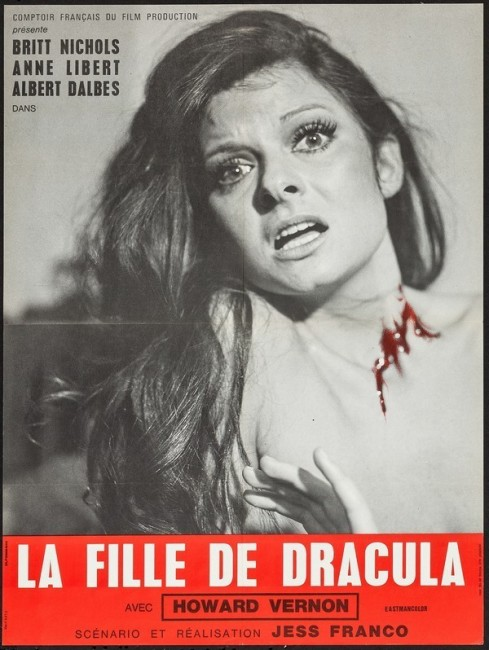 The Daughter of Dracula (1972) poster