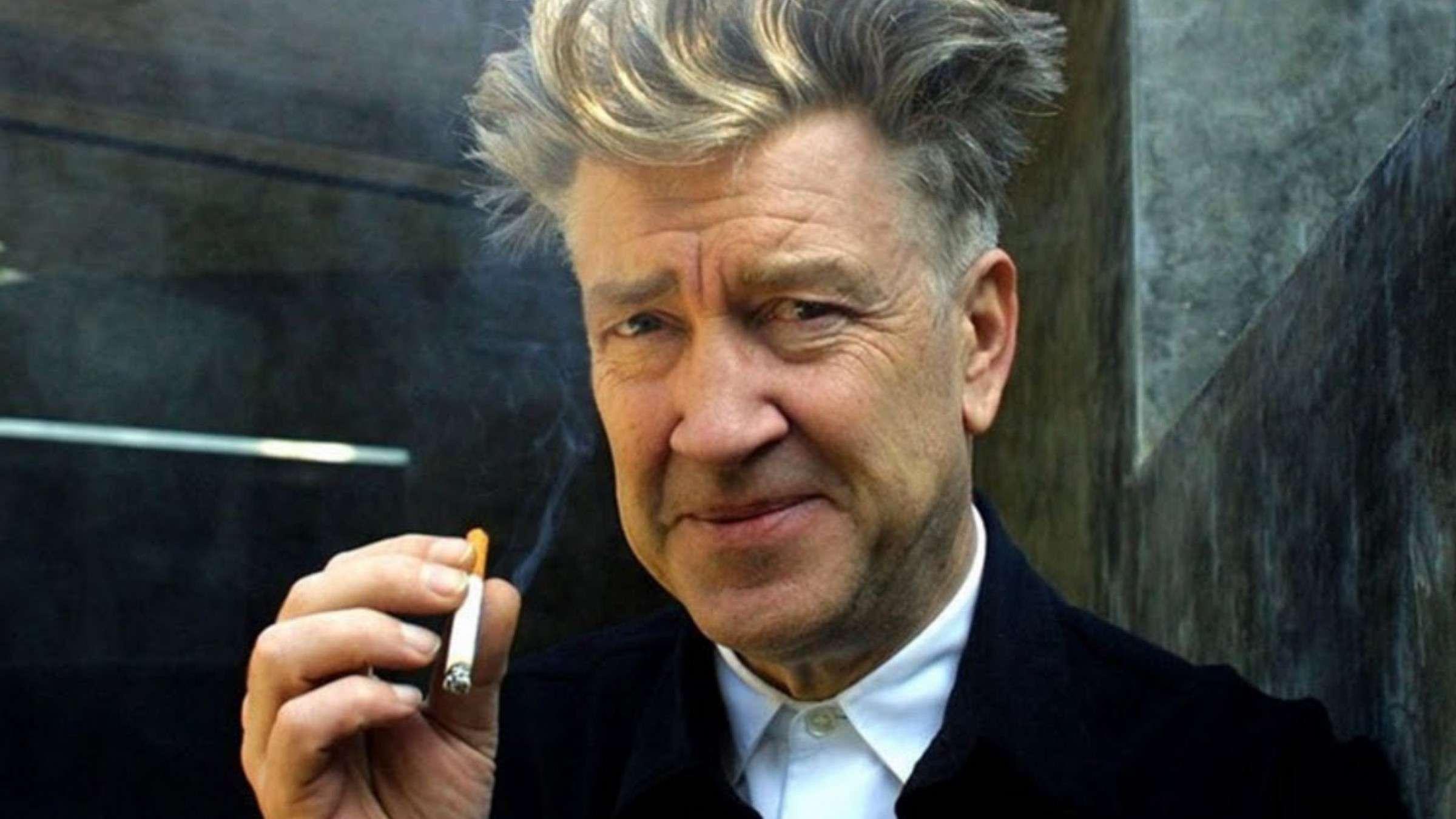 David Lynch interviewed in David Lynch: The Art Life (2017)