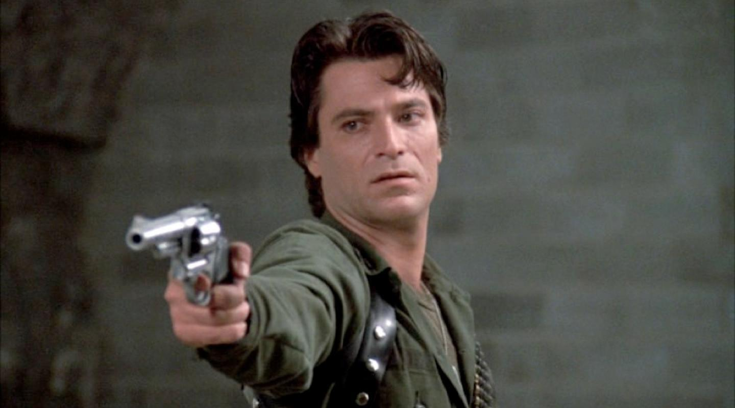 Joe Pilato as Captain Rhodes in Day of the Dead (1985)