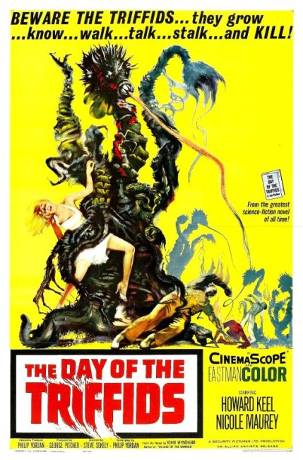 The Day of the Triffids (1962) poster