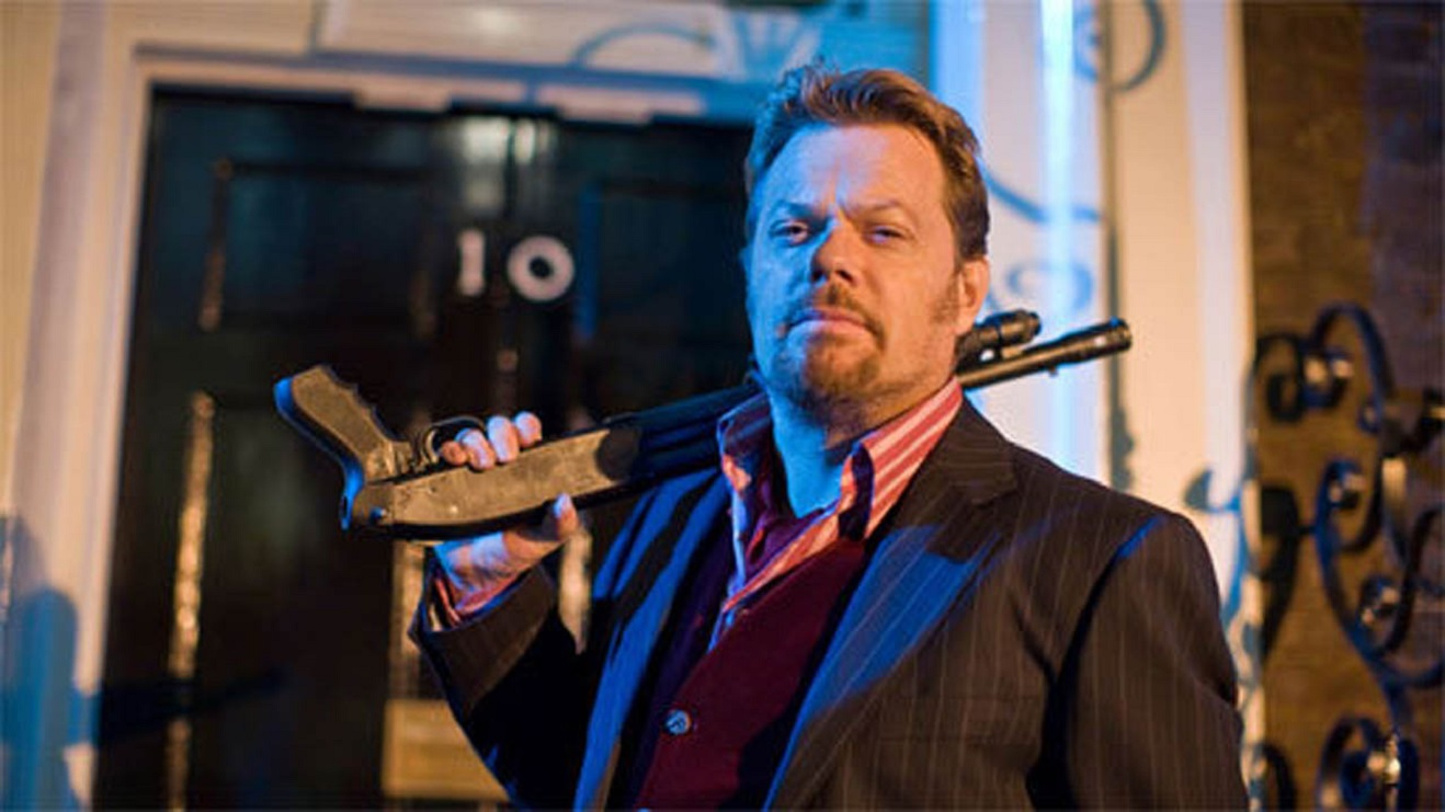 Eddie Izzard as Torrence in The Day of the Triffids (2009)