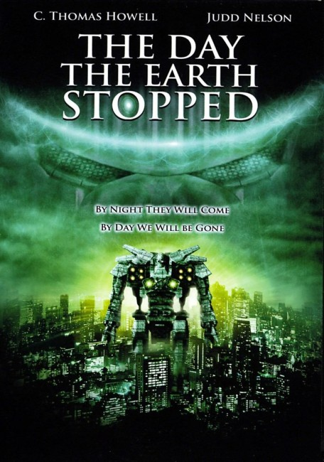 The Day the Earth Stopped (2008) poster