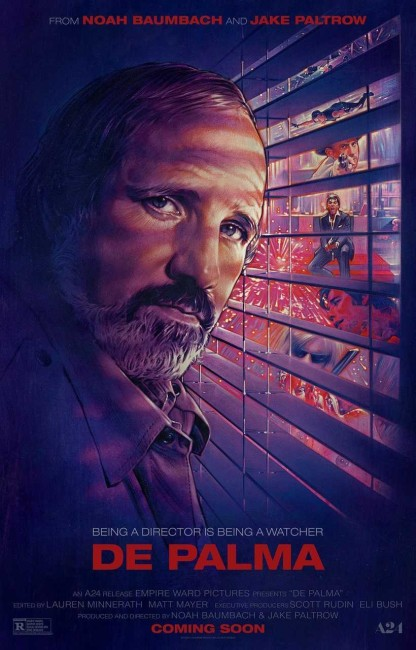 De Palma (2015) poster