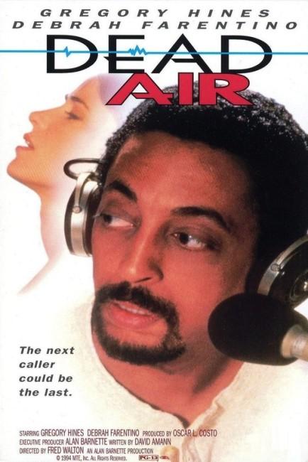 Dead Air (1994) poster
