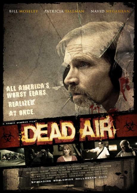 Dead Air (2009) poster