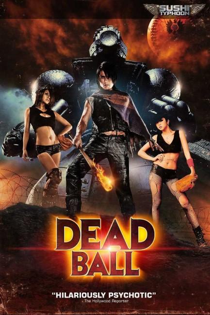 Dead Ball (2011) poster