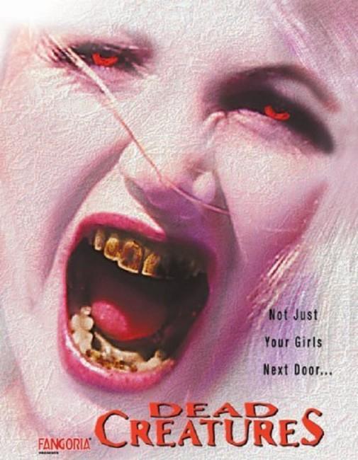Dead Creatures (2001) poster