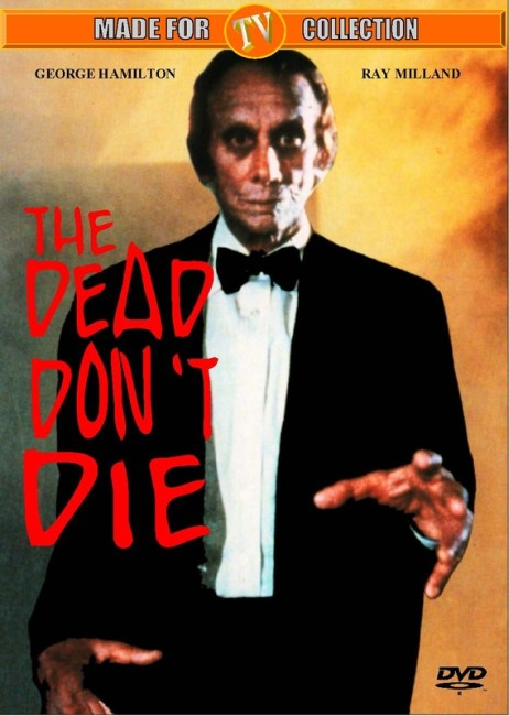 The Dead Don't Die (1975) poster