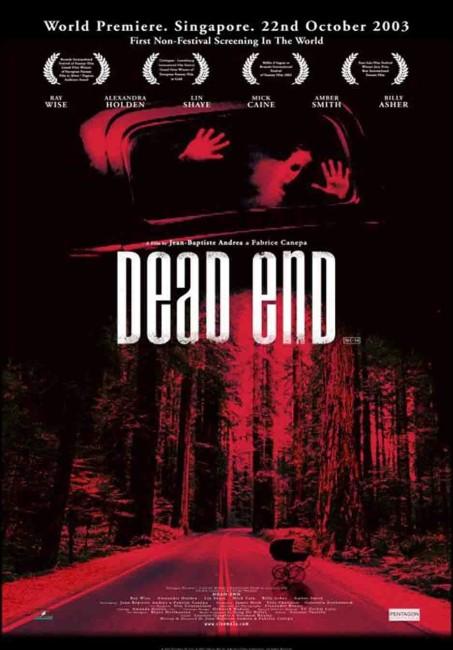 Dead End (2003) poster