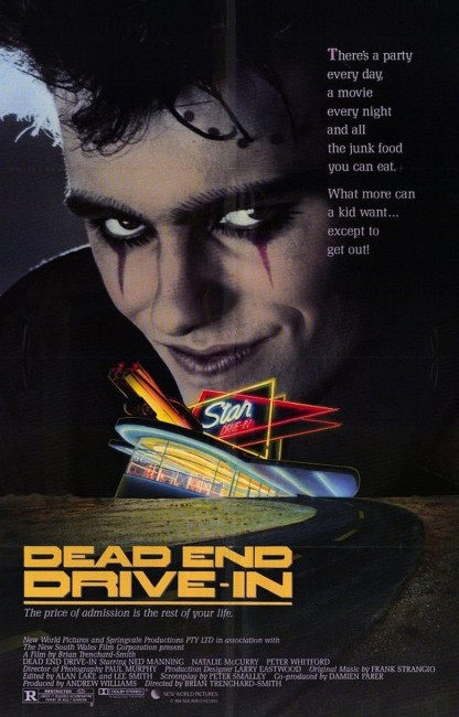 Dead-End Drive-In (1986) poster